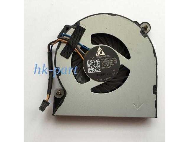 NEW for HP Elitebook 720 820 G1 820 G2 cpu cooling fan 730547-001  KSB0405HB-CM46 - Newegg com