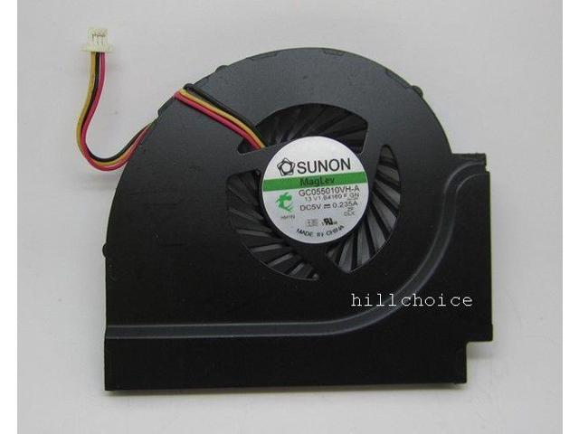 NEW for IBM Lenovo Thinkpad T540P T540 CPU Cooling Fan 04X3801 KDB0605HB-DB08