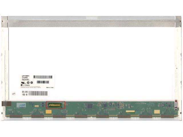 "TL NEW LG Phillips LP173WD1 A2 WXGA HD+ 17.3 /""LED LCD Laptop Screen"