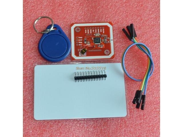 10sets/lot N532 NFC RFID module V3, NFC with Android phone extension of  RFID provide Schematic and library - Newegg com