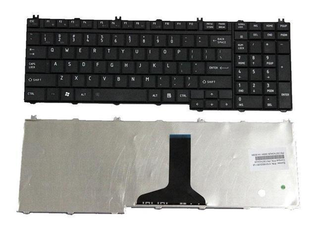 New For Toshiba MP-11B93US-920A A000238320 Black US keyboard
