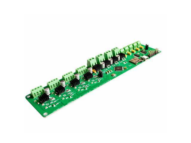 3 d printing circuit board//panel Reprap Melzi 2.0 1284P diy