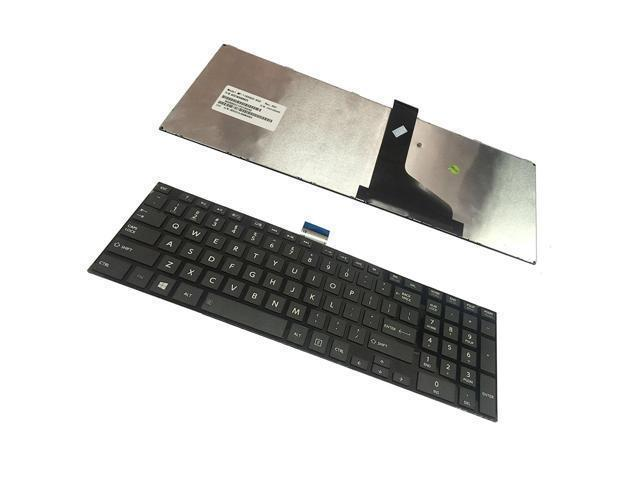 Laptop Keyboard Compatible for Toshiba NSK-TQ0GC 01 9Z.N4YGC.001 PK130CX1B00 PK130CX1C00 9Z.N4YGC.101 NSK-TQ1GC K000102190 US Layout Black Color