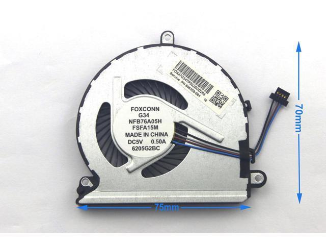 HP 856359-001 Compatible Laptop Fan