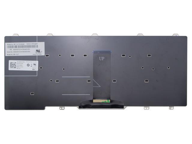 Refurbished Dell Precision M4700 M4800 M6600 UK English QWERTY Pointer Keyboard
