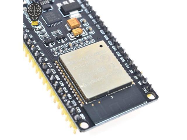Official DOIT ESP32 Development Board wifi Bluetooth Ultra-Low Power  Consumption Dual Core ESP-32 ESP-32S ESP 32 Similar ESP8266 - Newegg com