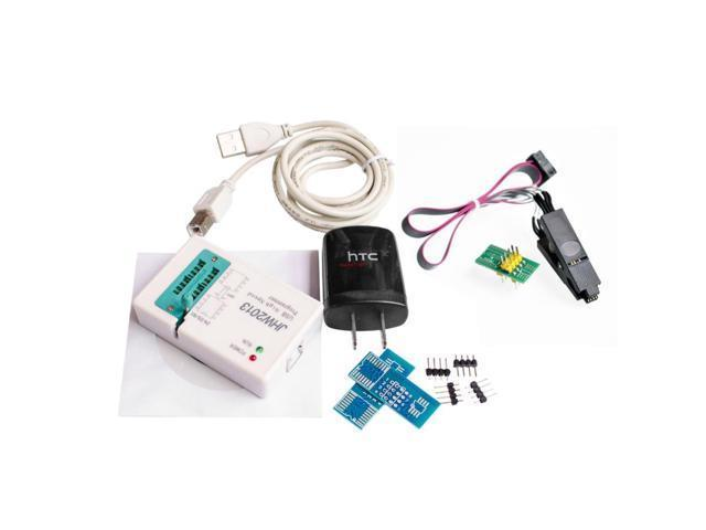 JHW2013 Update from EZP2010 high-speed USB SPI Programmer 24 25 93 EEPROM  25 flash bios chip support WIN7 WIN8 - Newegg com