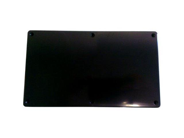 Hammond 1591ESBK ABS Project Box Black 1591ESBK-HAMMOND
