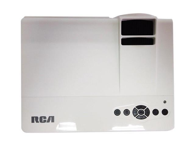 RCA RPJ116 2000 Lumens Home Theater Projector - 1080p Compatible -  Newegg com