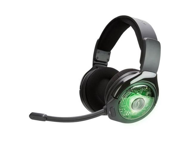 Refurbished Afterglow Ag 9 Premium Wireless Headset For Xbox One Stereo Black Mini Phone Wired Wireless 40 Ft Over The Head Binaural Circumaural Newegg Com