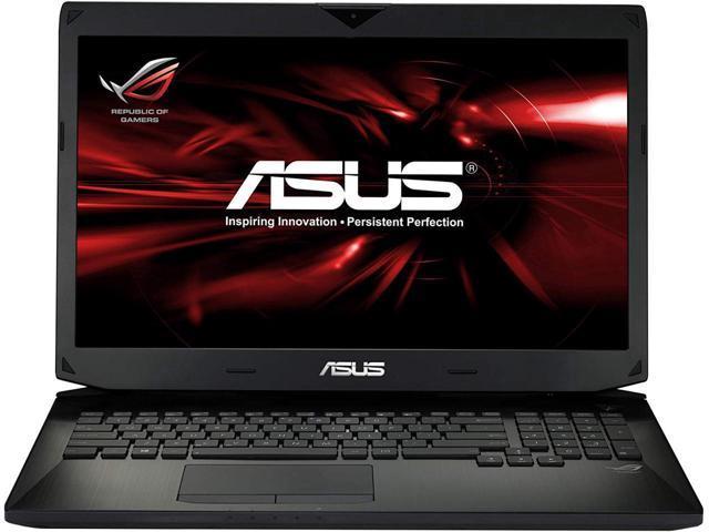 "ASUS ROG G750JW 17.3"" FHD Gaming Laptop ( Intel Core i7-4700HQ 2.40 GHz, 16GB RAM, 1TB HDD + 256GB SSD,  Nvidia GTX 765M 2GB, Win 10 Home ) Grade B"