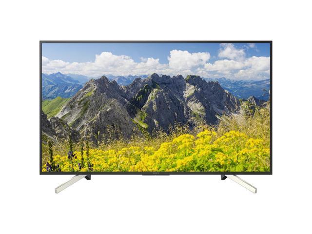 "Sony 55"" X750H Black 4K HDR LED Smart HDTV (KD-55X750H)"