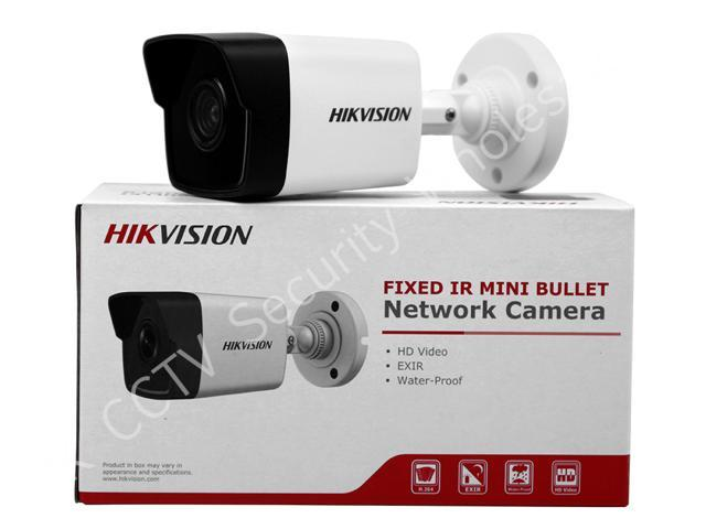 Hikvision 3 Megapixel Network IP Security Camera 3MP IR Bullet DS-2CD2032F-I 6MM