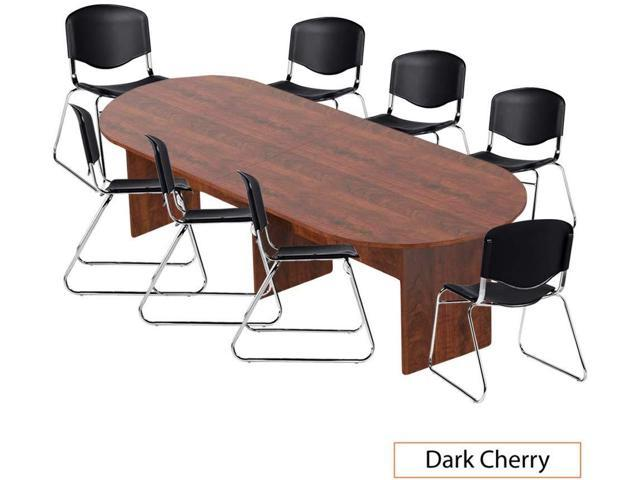 Cherry Mahogany Set G11642B 8FT Walnut Artisan Grey 6FT, Artisan Grey 10FT Conference Table Chair GOF 6FT Espresso