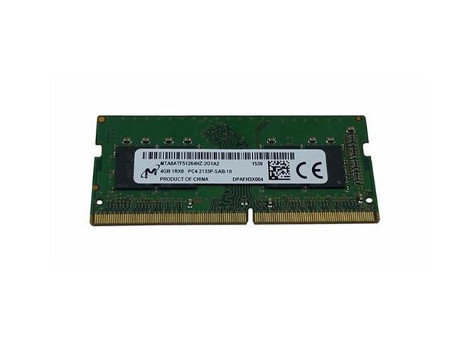 Micron 4 GB PC4-17000 DDR4-2133 Laptop Memory Ram MTA8ATF51264HZ-2G1A2
