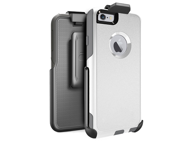 timeless design 7aca0 fd9fd Belt Clip Holster for OtterBox Commuter Case (iPhone 6 6S) (case is not  included) - Newegg.com