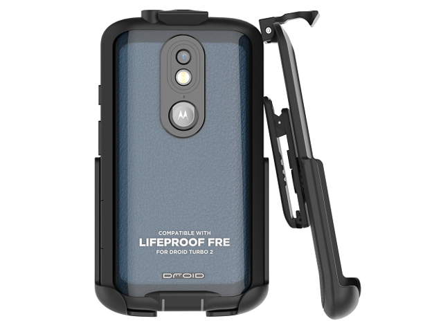 hot sale online 0dbe0 c195c Belt Clip Holster for LifeProof FRE Case - Droid Turbo 2 (By Encased) (case  is not included) - Newegg.com