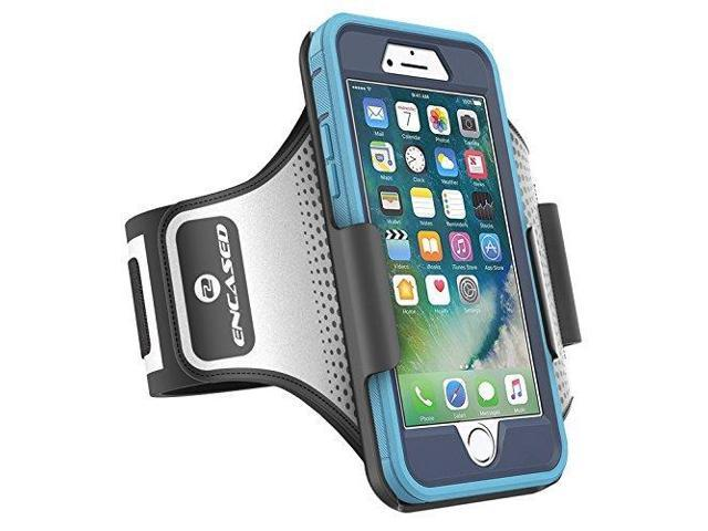 sports shoes 0d79f 75556 Workout Armband for Otterbox Defender Series - iPhone 8 Sweat-Resistant  Band (case is not included) (Encased) - Newegg.com