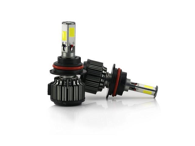 9007 120W 12000LM CREE LED Headlight Kit Hi//Low Beam Bulbs White 6K High Power