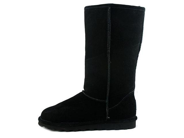 f7ef3c7ac Bearpaw Womens Elle Tall Closed Toe Mid-Calf Cold Weather Boots, Black,  Size 5.0 - Newegg.ca