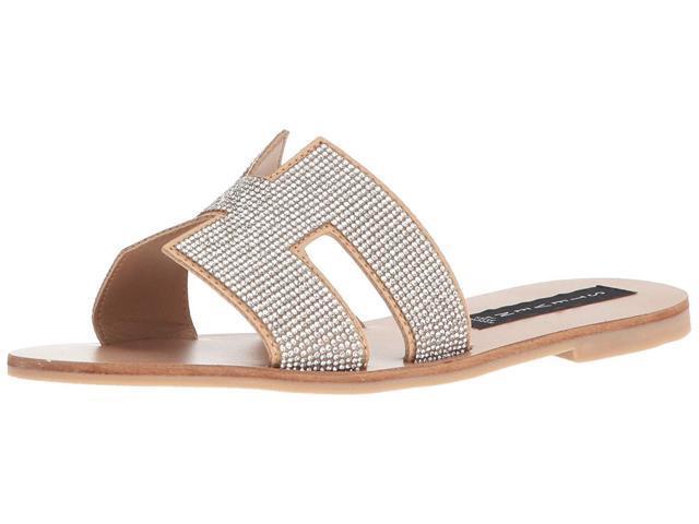 2800886204 STEVEN by Steve Madden Women's Greece-r Sandal, Blush Multi, Size 9.0