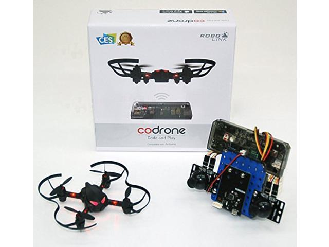 Robolink Codrone Programmable and Educational Drone Kit for  Beginner/Arduino Learners with Video Tutorials - Newegg com