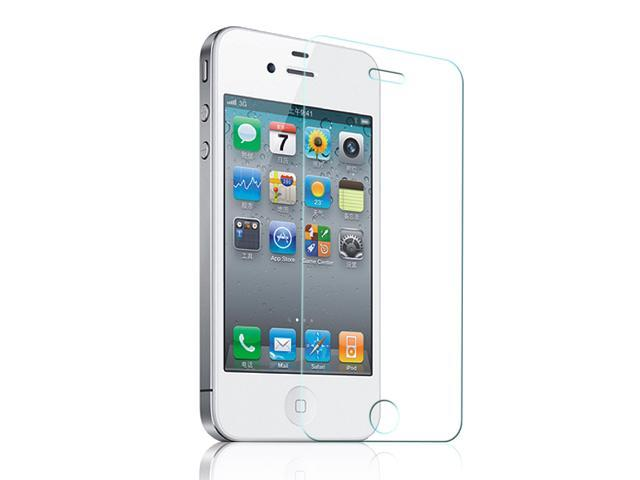 sneakers for cheap 3bc22 bfe0f 9H 2.5D Anti-scratch Waterproof Premium Explosion Ultra Thin Tempered Glass  Screen Protector for iPhone 4 - Newegg.com