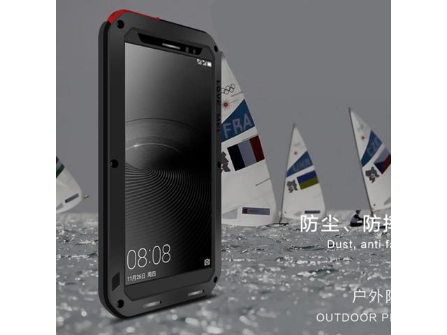 the latest 2bdca 1f0f9 High Quality Mate 8 Waterproof Cases Shockproof Aluminum Metal Case For  Huawei Mate 8 Protective Back Cover Phone Accessories - Newegg.com