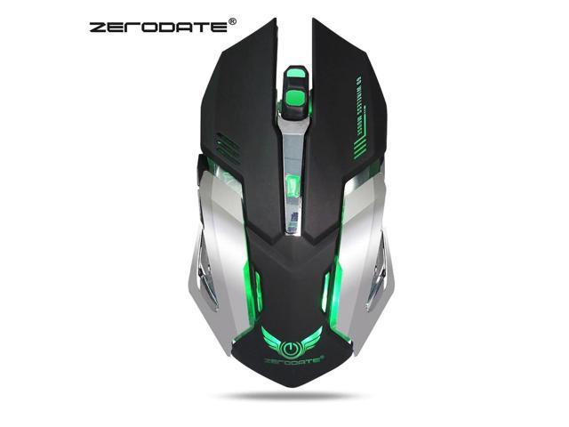 ZERODATE X70 Gaming Mouse Wireless Mouse Computer Mouse Mice Mouse High  Quality - Newegg com