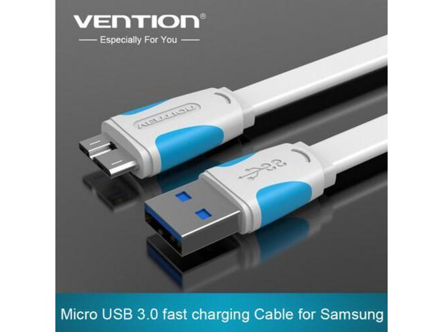 6ft USB 3.0 Data Sync Charger Cable for Samsung Galaxy Note 3 N9000 S5 I9600