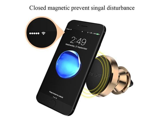 check out ba096 3bb92 For Samsung Galaxy Note 8 for iPhone 8 Universal Magnetic Car Holder For  Smart Phone air pop socket car Accessories for GPS Stand Phone Holder  Support ...