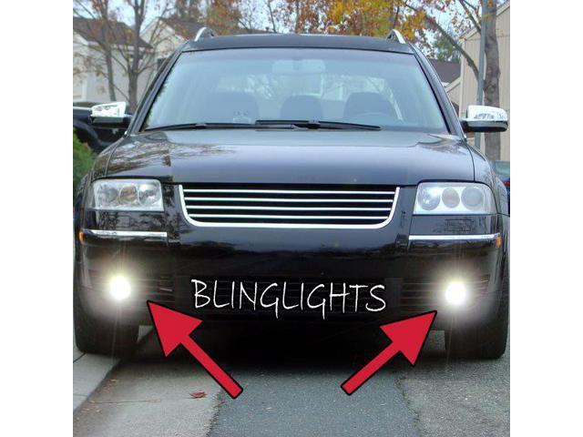 1998 1999 2000 2001 2002 2003 2004 2005 Volkswagen VW Passat B5 Xenon Fog  Lamps Lights Foglamps Kit - Newegg com