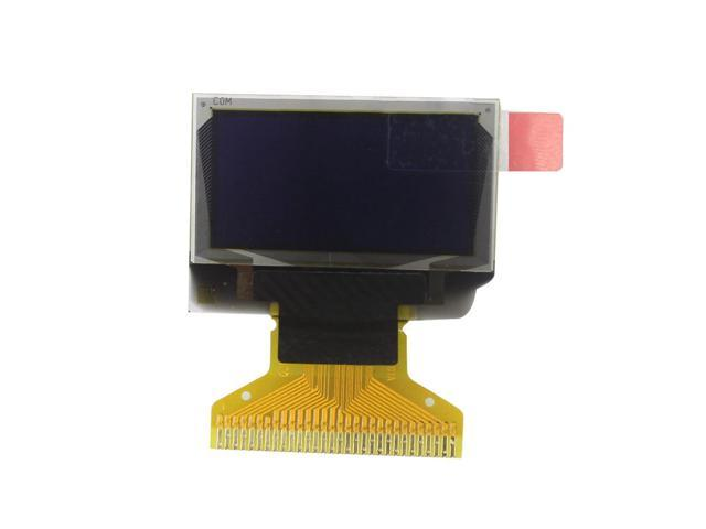 """30 Pin 0.96/"""" 128X64 OLED LCD White Display Module SPI Series SSD1306 For Arduino"""