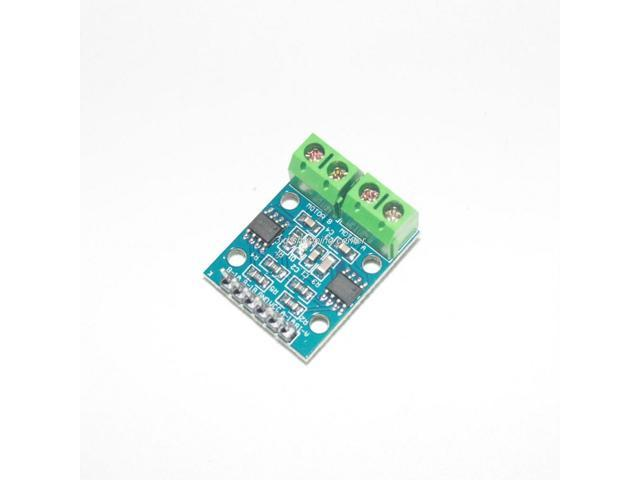 Free Shiipping L9110S H-bridge Dual DC Stepper Motor Driver Controller  Board For Arduino New Worldwide Store - Newegg com