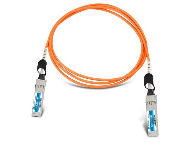 Arista Compatible AOC-S-S-10G-10M SFP to SFP 10-Meters Active Optical Cable