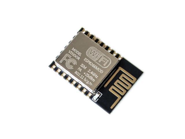 10PCS Adapter Plate For Serial Port ESP8266 Wireless WIFI Module ESP-07 08 12E