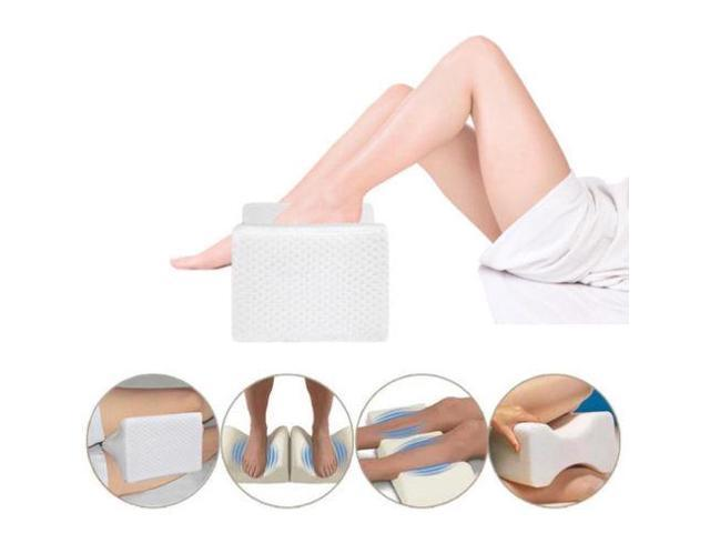 Memory Foam Leg Support Knee Pain Stress Relief Pillow Cushion Sports Accessory