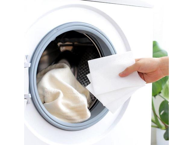 24pcs/set Color Dyeing Cloth Washing Machine Use Color Absorption Sheet  Anti Dyed Cloth Laundry Papers Grabber Cleaning Tools - Newegg com