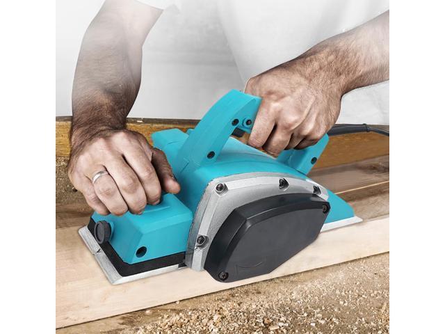 New 1000w Electric Handheld Planer Powerful Woodworking File Tool Set 13000 16000rpm Woodworking File Tool Home Diy Tools Kit Newegg Com