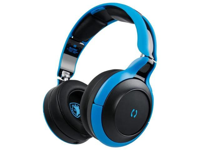 Sades D806 Bluetooth Headphones Wireless Headset Stereo Foldable Headphone Earphone With Mic For Pc Laptop Mobile Phone 829 2 Newegg Com