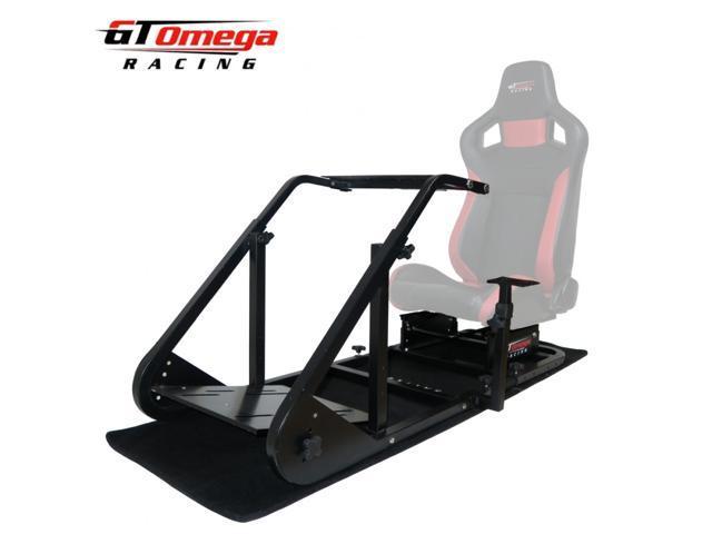 GT OMEGA ART RACING SIMULATOR COCKPIT FRAME (NO SEAT
