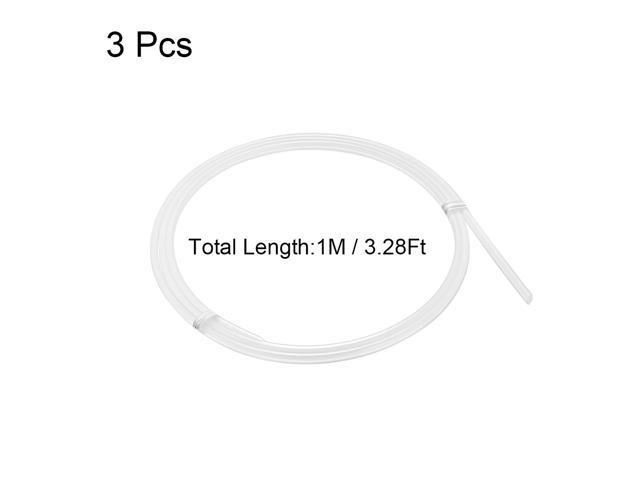PP Plastic Welding Rods,1Meter for Plastic Welder gun//Hot Air Gun,White