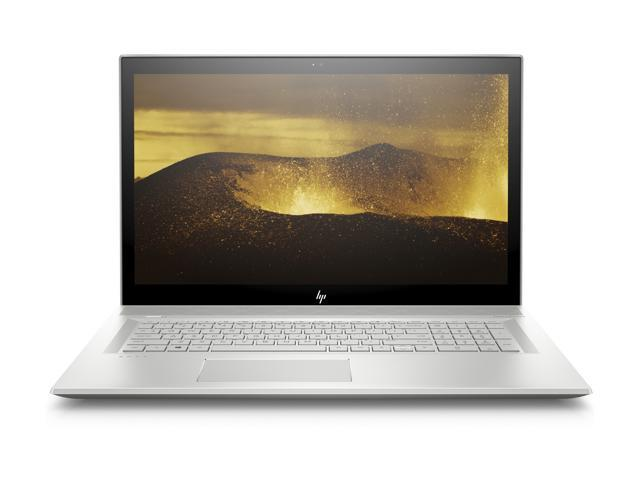"HP Envy 17 17.3"" 1080 Notebook/Laptop PC, Intel 8th Gen Quad Core i7-8550U 1.8GHz, 8GB Ram Memory, 1TB + 16GB Optane, NVIDIA MX150, WiFi, Bluetooth, DVDRW, Backlit Keyboard, FingerPrint Reader, W10"