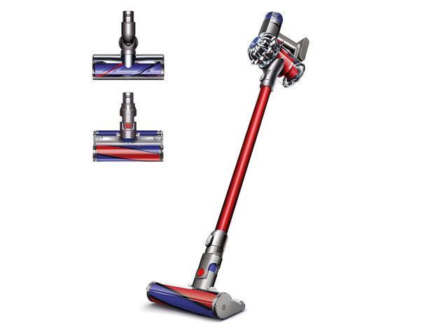 Dyson V6 Absolute HEPA Cordless Vacuum | Red - Newegg com