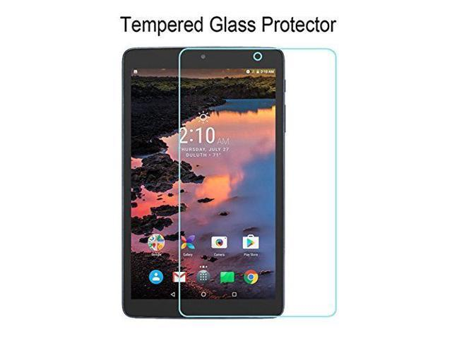 "9H Premium Tempered Glass Screen Protector Cover For Alcatel A30 8/"" Tablet"