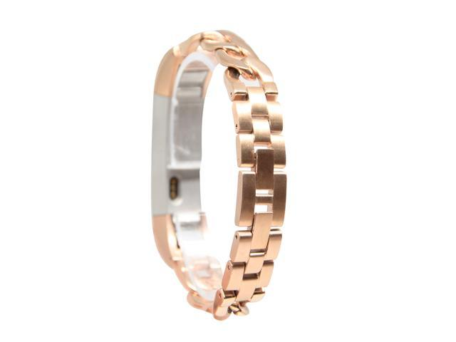 Stainless Steel Replacement Band for Fitbit Alta & Alta HR, Seraph Gear  (Rose Gold) - Newegg com