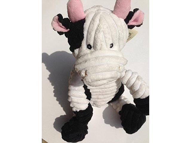 Teddy Bear Stuffed Toy, Kordy Jr Stuffed Plush Black And White Cow By Unipak 12 Newegg Com