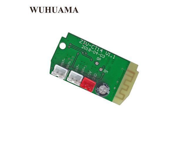 DC3 7-5V Wireless Bluetooth 4 2 Audio Receiver Board Sound Module 3W  Amplifier Board DIY Bluetooth Speaker Modification Module - Newegg com