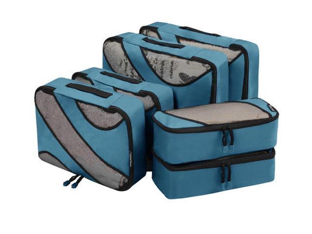 0807cc286950 Bagail 6 Set Packing Cubes,3 Various Sizes Travel Luggage Packing  Organizers Bag - Newegg.com
