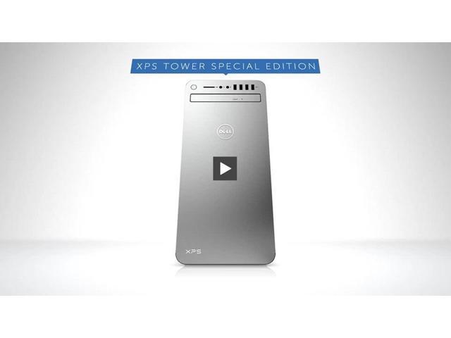 Dell XPS Tower Special Edition- 8th Gen Intel i7-8700K- NVIDIA GTX 1080 -  512GB M 2 PCIe x4 SSD + 2TB Hard Drive- 16GB Ram - Newegg com